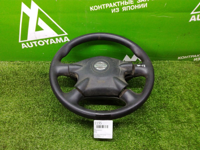 Руль Nissan Avenir W11 (б/у)