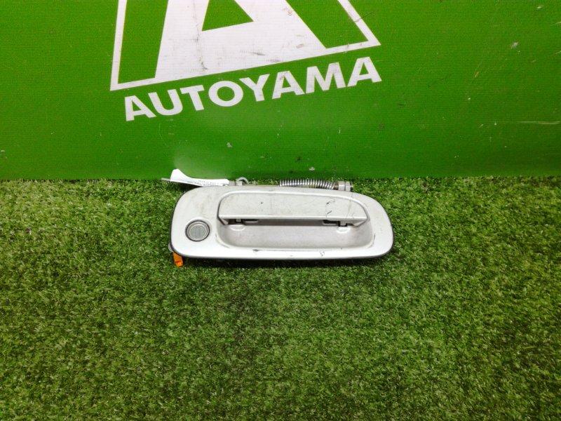 Ручка двери внешняя Toyota Chaser GX90 1GFE передняя правая (б/у)