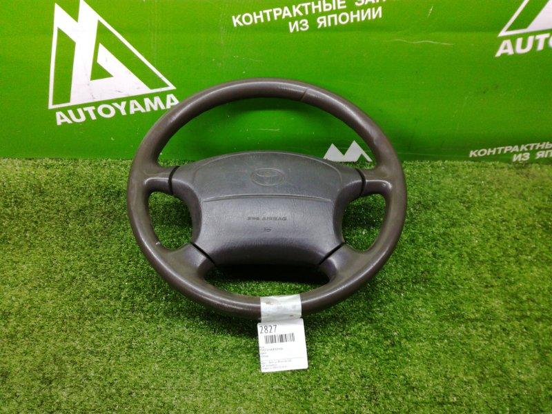 Руль Toyota Hiace KZH106 (б/у)