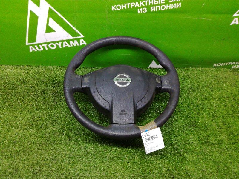 Руль Nissan Wingroad Y12 (б/у)