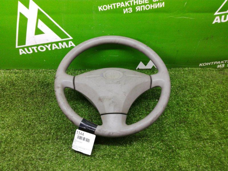 Руль Toyota Vitz SCP10 (б/у)