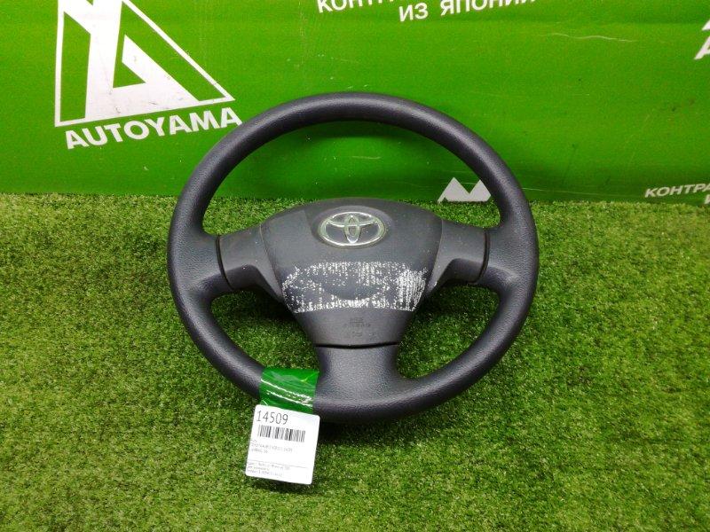 Руль Toyota Auris NZE151 1NZFE (б/у)