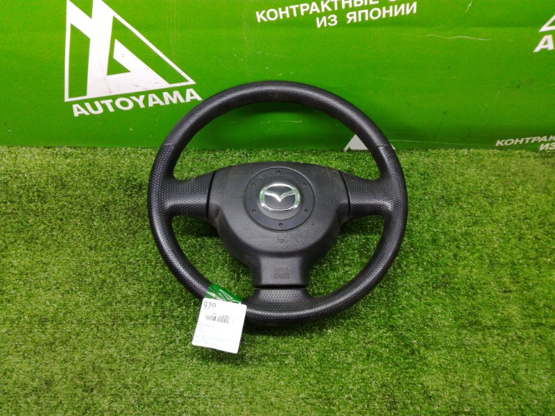 Руль Mazda Demio DY3W (б/у)