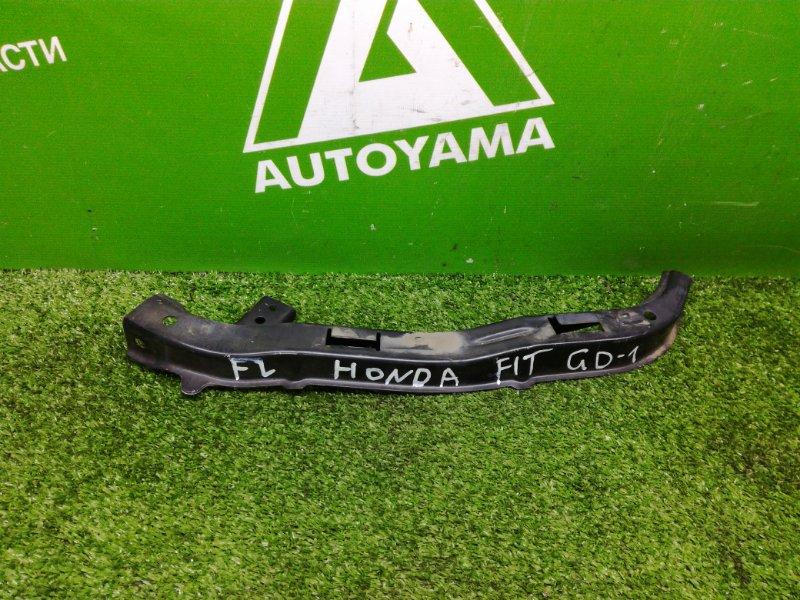 Планка под фары Honda Fit GD1 передняя левая (б/у)