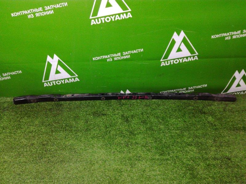 Планка под бампером Toyota Vista Ardeo SV50 задняя (б/у)
