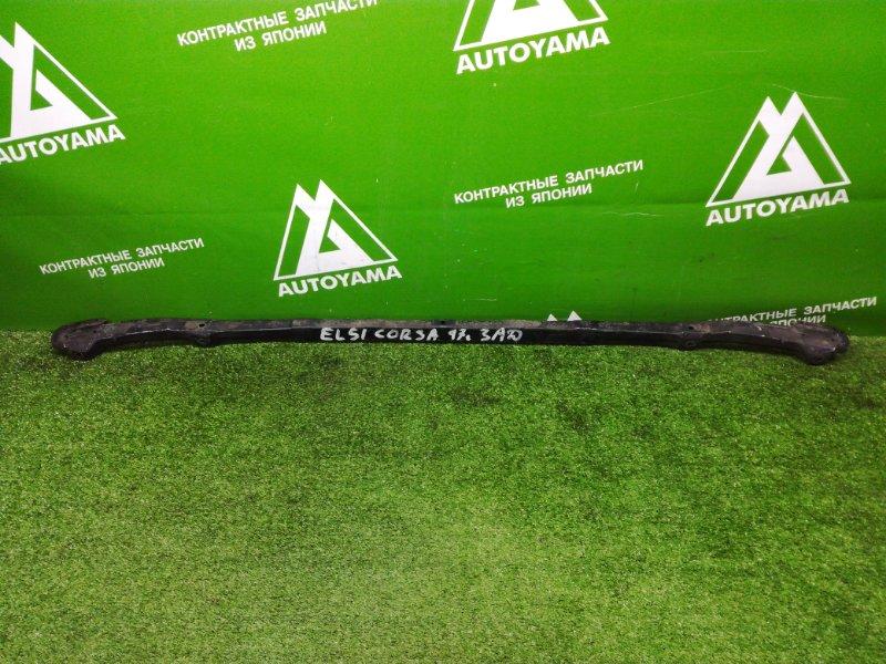 Планка под бампером Toyota Corsa EL50 задняя (б/у)
