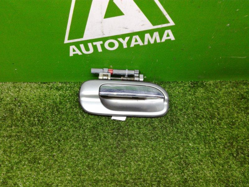 Ручка двери внешняя Nissan Sunny FB15 QG15 задняя правая (б/у)