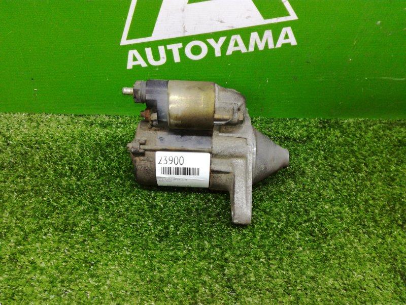 Стартер Toyota Vitz SCP10 1SZFE (б/у)