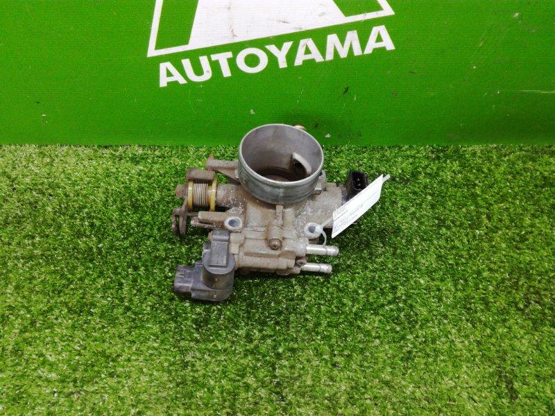 Дроссельная заслонка Toyota Vista ZZV50 1ZZFE (б/у)