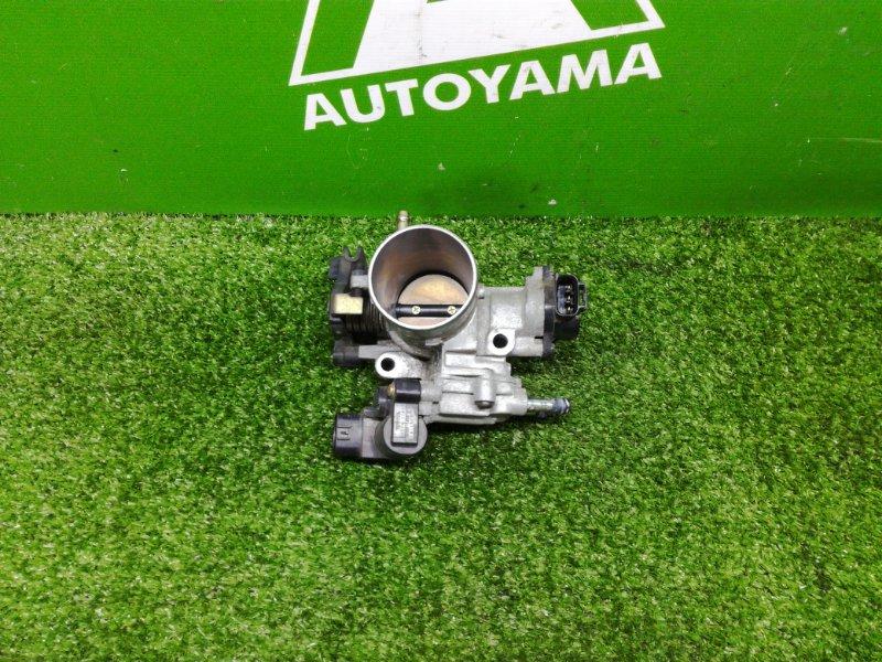Дроссельная заслонка Toyota Porte NNP10 2NZFE (б/у)