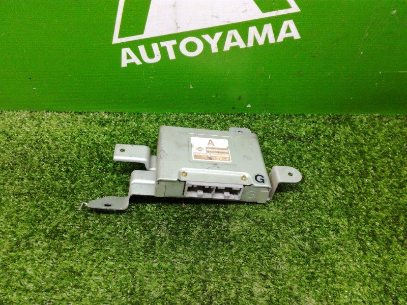 Блок управления акпп Nissan Sunny FB15 QG15DE (б/у)