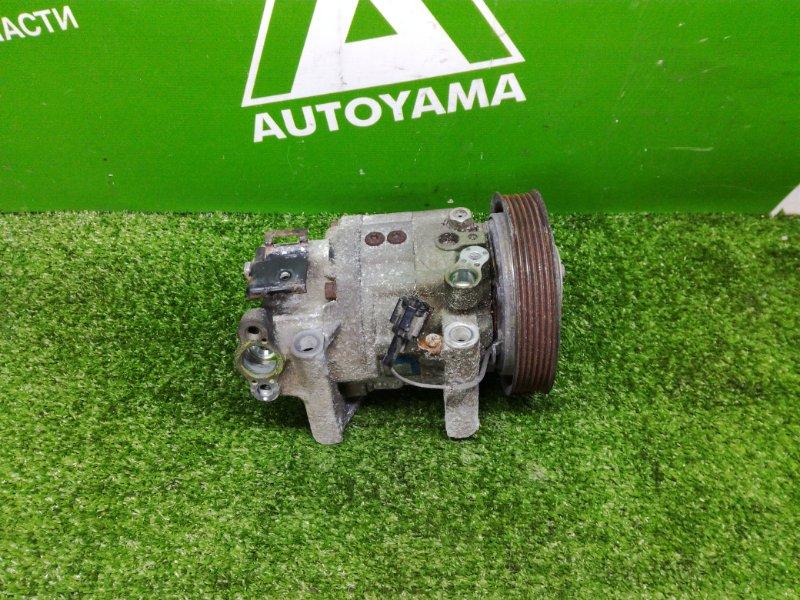 Компрессор кондиционера Nissan Sunny FB15 QG15DE (б/у)