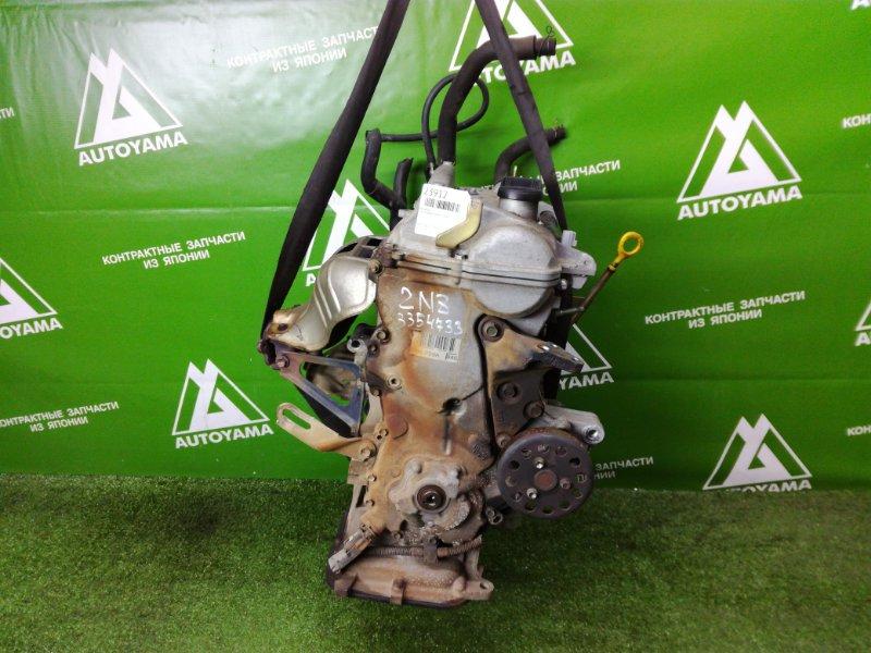 Двигатель Toyota Porte NNP10 2NZFE (б/у)