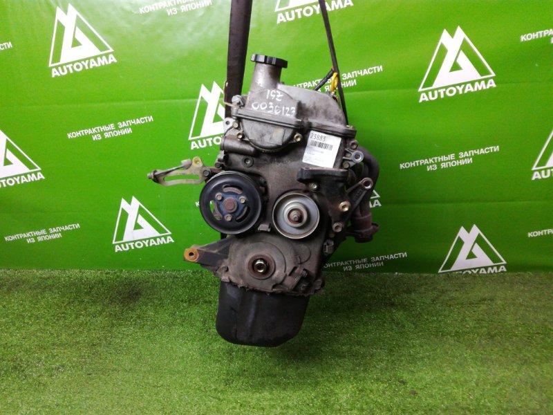 Двигатель Toyota Vitz SCP10 1SZFE (б/у)