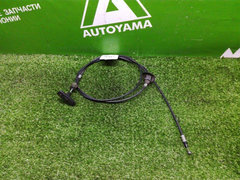 Тросик замка капота Mazda Capella GWEW (б/у)