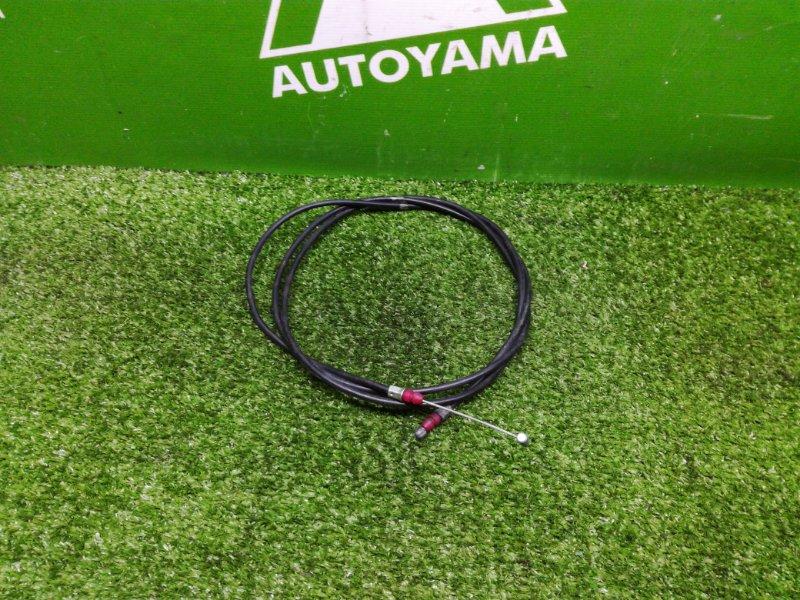 Тросик замка капота Honda Airwave GJ2 (б/у)