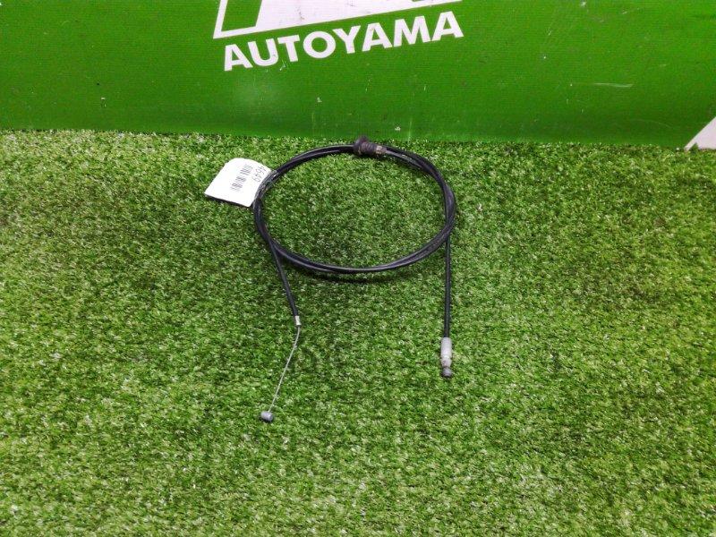 Тросик замка капота Toyota Belta SCP92 (б/у)