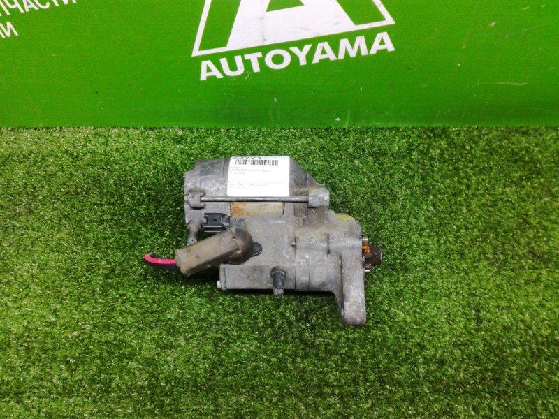 Стартер Toyota Probox NLP51 1NDTV (б/у)