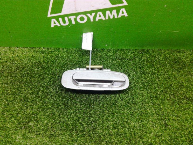 Ручка двери внешняя Toyota Corona Premio AT210 5AFE задняя правая (б/у)