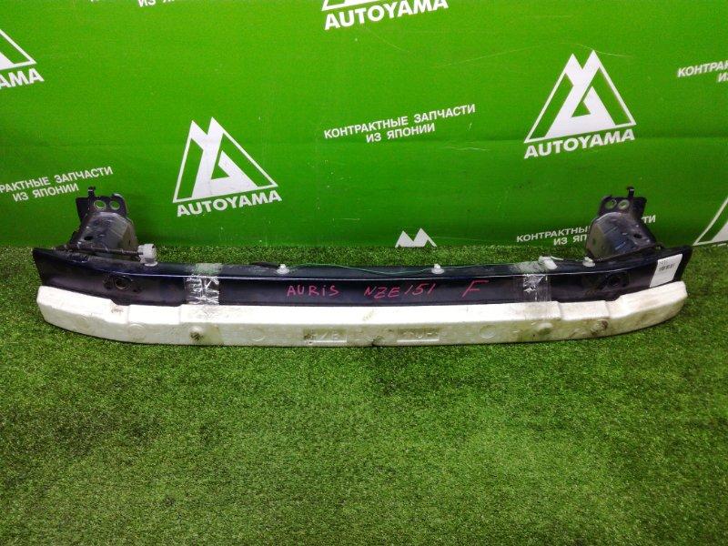Жесткость бампера Toyota Auris NZE151 передний (б/у)