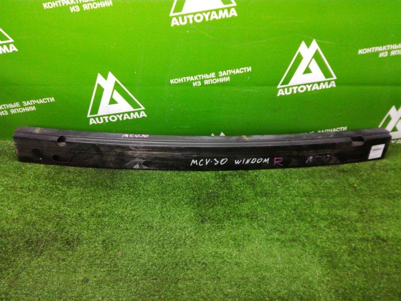 Жесткость бампера Toyota Windom MCV30 задний (б/у)