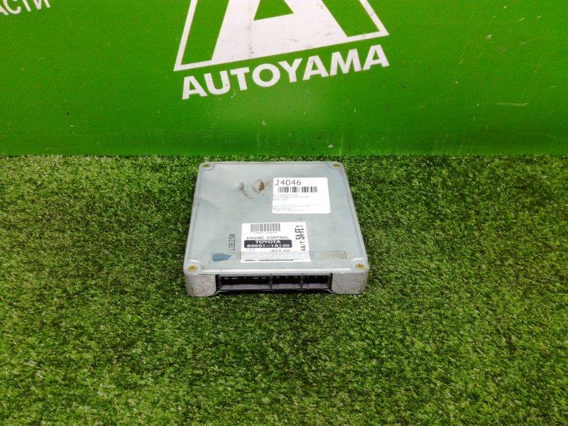 Блок управления двс Toyota Corolla AE100 5AFE (б/у)