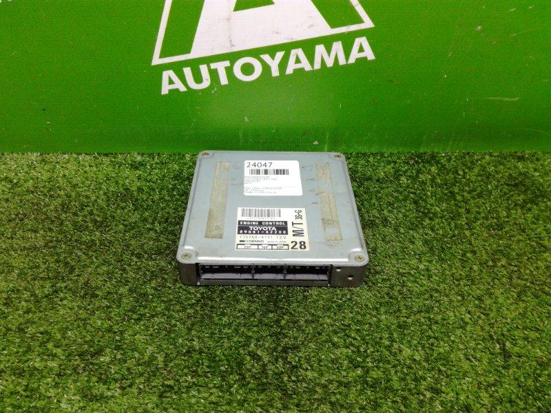 Блок управления двс Toyota Rav4 SXA11 3SGE (б/у)