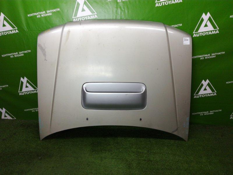 Капот Subaru Forester SF5 (б/у)