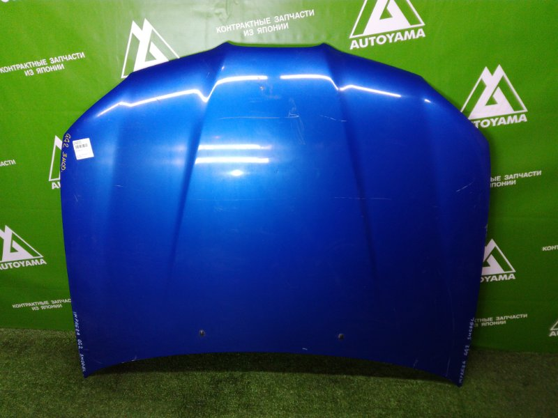 Капот Subaru Impreza GG2 (б/у)