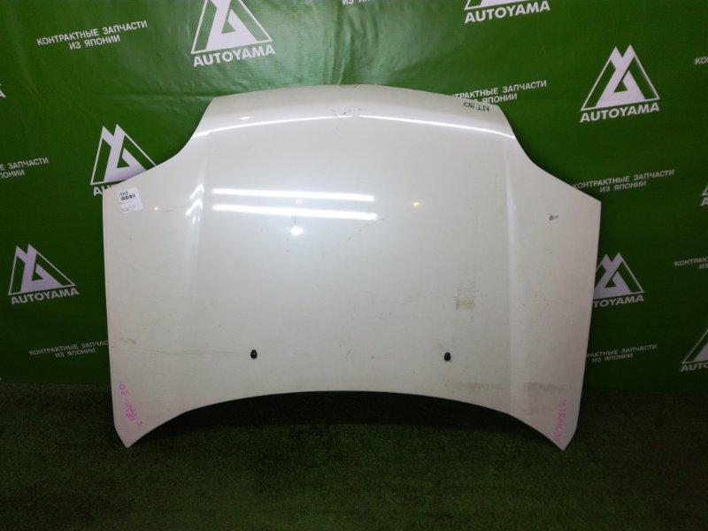 Капот Nissan X-Trail NT30 (б/у)