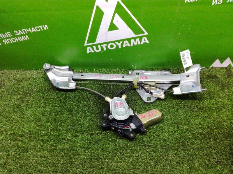 Стеклоподъемник Toyota Mark Ii GX100 1GFE задний правый (б/у)