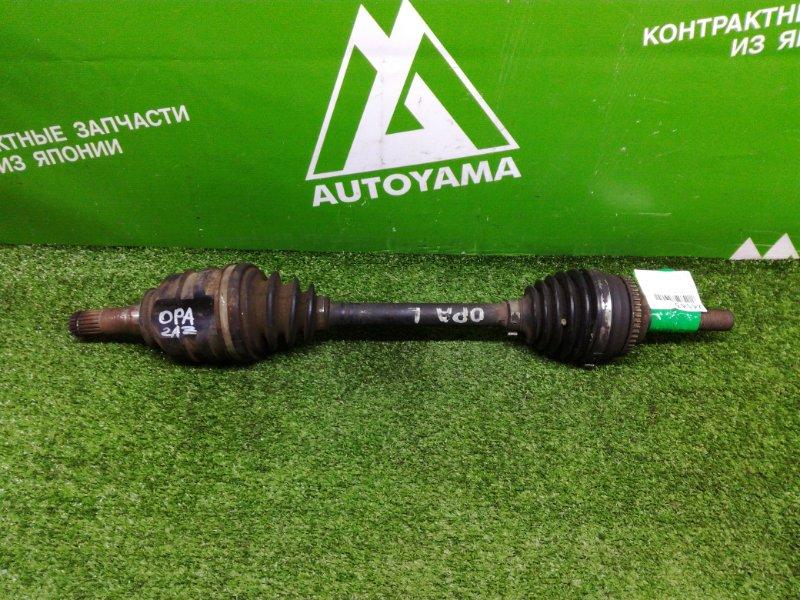 Привод Toyota Opa ACT10 1AZFSE передний левый (б/у)