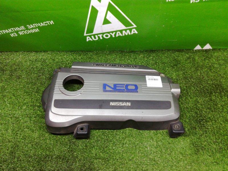 Крышка двигателя Nissan Sunny FB15 QG15DE (б/у)