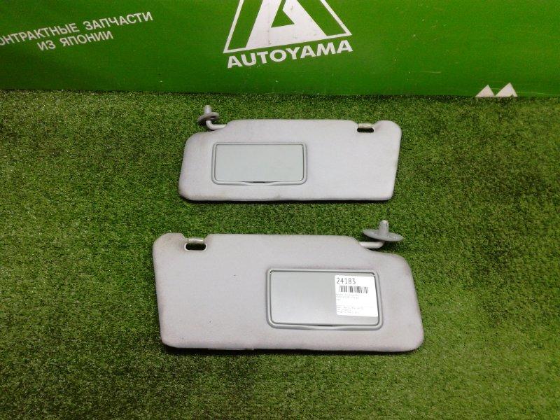 Козырек солнцезащитный Honda Accord CF4 F18B (б/у)
