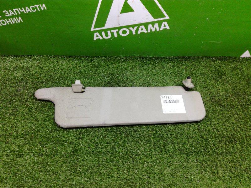 Козырек солнцезащитный Toyota Duet M100A EJDE правый (б/у)