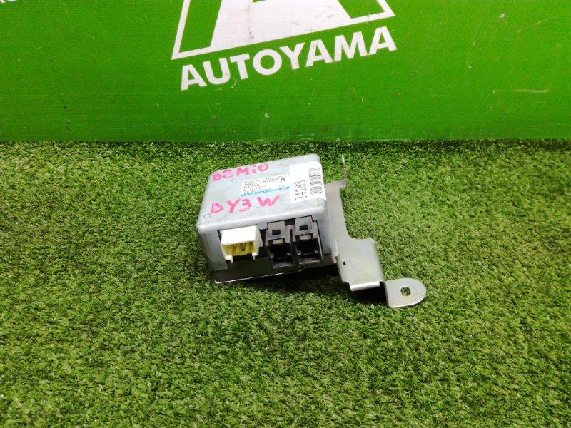 Блок управления рулевой рейкой Mazda Demio DY3W ZJVE (б/у)