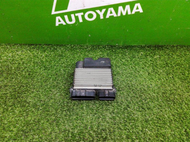 Блок управления форсунками Toyota Avensis AZT250 1AZFSE (б/у)