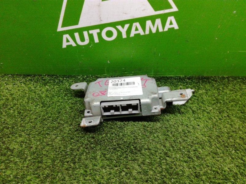 Блок управления акпп Nissan Bluebird Sylphy TG10 QR20DD (б/у)