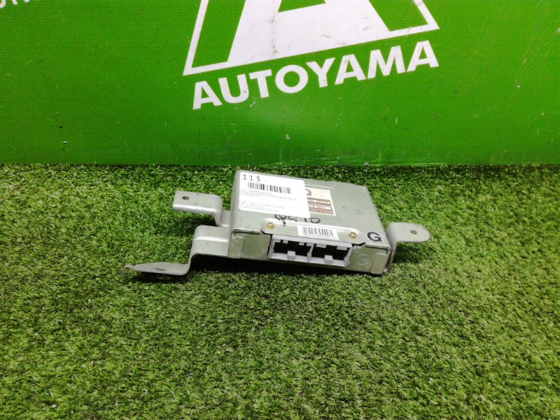 Блок управления акпп Nissan Bluebird Sylphy QG10 QG18 (б/у)