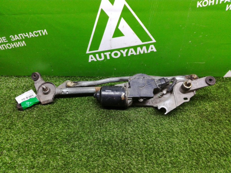 Мотор дворников Toyota Ipsum ACM21 передний (б/у)