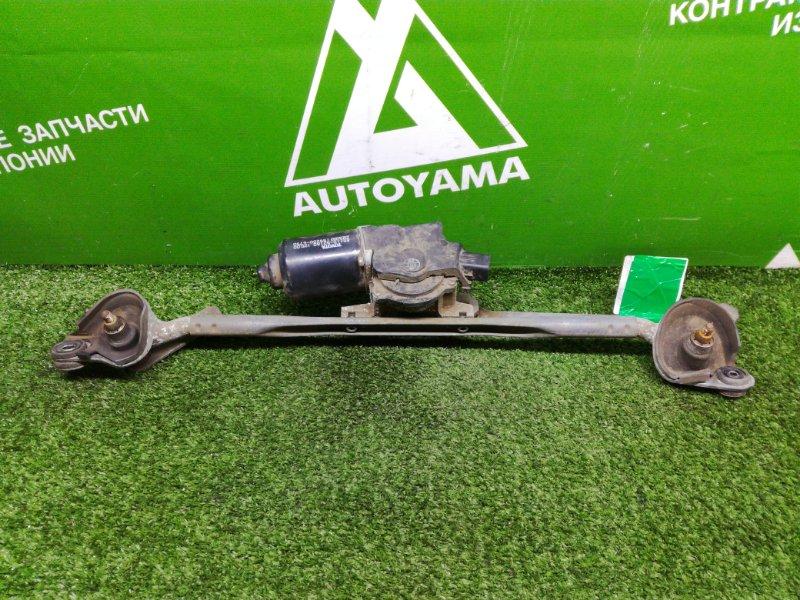 Мотор дворников Toyota Probox NCP50 передний (б/у)