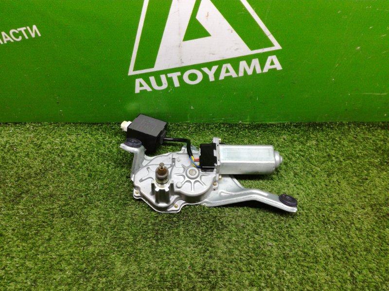 Мотор дворников Toyota Caldina ST210 задний (б/у)