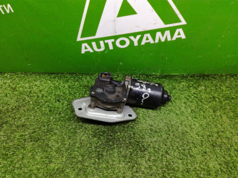 Мотор дворников Toyota Duet M100A передний (б/у)