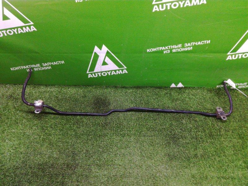 Стабилизатор поперечной устойчивости Toyota Corolla AE100 задний (б/у)