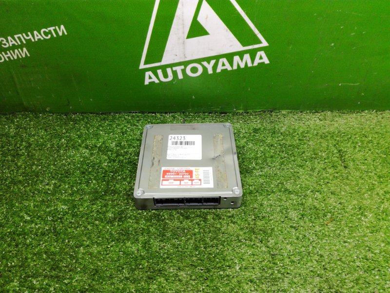Блок управления двс Toyota Camry SV30 4SFE (б/у)