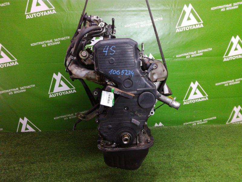 Двигатель Toyota Camry SV30 4SFE (б/у)