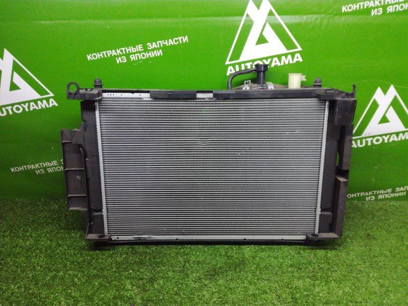 Радиатор двс Toyota Aqua NHP10 1NZFXE (б/у)