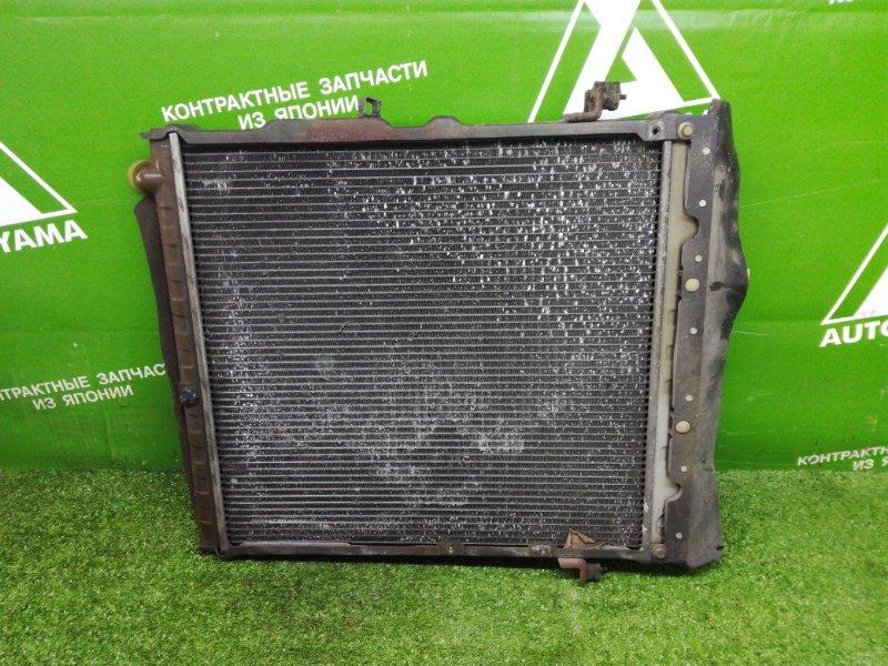 Радиатор двс Mazda Titan WHS5T VS (б/у)