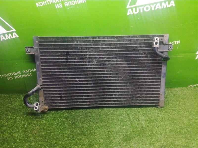 Радиатор кондиционера Mitsubishi Pajero V44 4D56T 1993 (б/у)