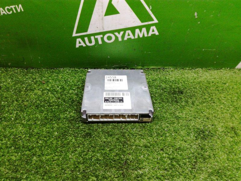 Блок управления двс Toyota Allion ZZT245 1ZZFE (б/у)